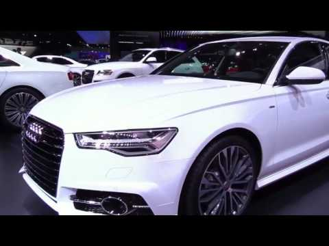 2017 Audi A6 TDI S Line Quattro Design Limited Special First Impression Lookaround Review