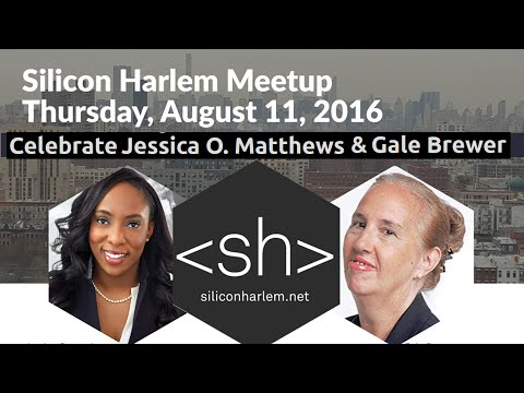 Harlem Week -  Silicon Harlem Tech MeetUp / Business Conference