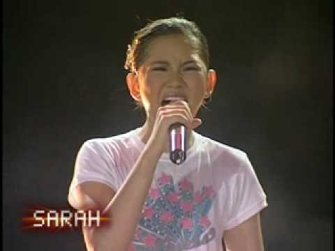 Sarah Geronimo - To Love You More & Forever's Not Enough