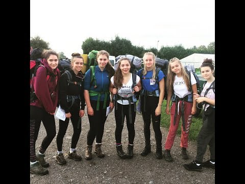 Duke Of Edinburgh Bronze Expedition - Group Mushroom