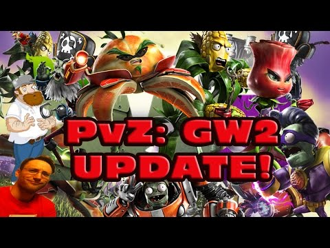 Plants Vs Zombies Garden Warfare 2 Update The Rose Has Been Nerfed