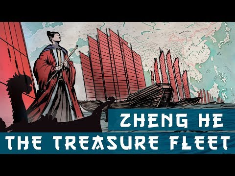 Zheng He's Floating City: When China Dominated the Oceans