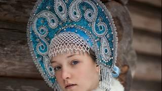 Александра Стрельченко - Час да по часу (russian folk song)