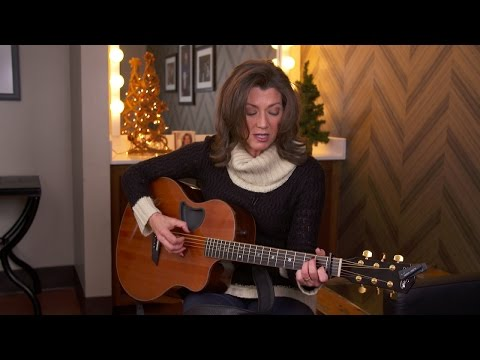 6-Time Grammy Winner Amy Grant Is Out With First Christmas Album In 20 Years