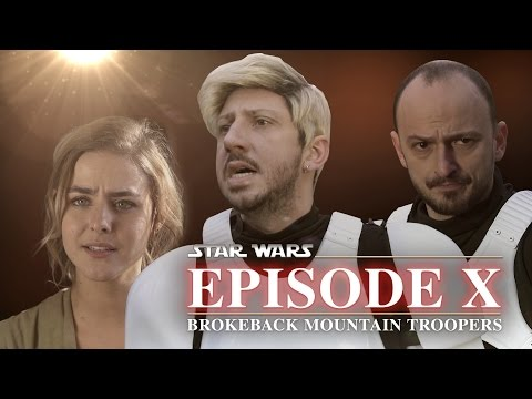 BROKEBACK MOUNTAIN TROOPERS (feat. Mr Poulpe, Marion Séclin & Schoumsky)