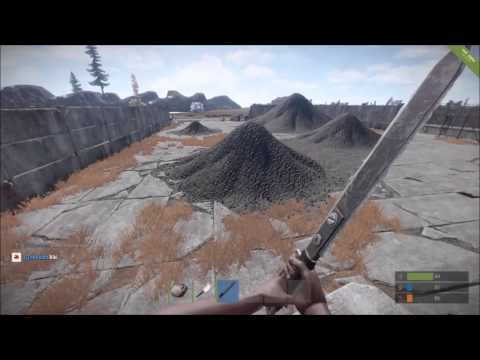 Rust - Naked PVP 1