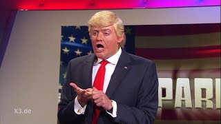 "Christian Ehring spielt ""Trumpardy"" mit Donald Trump"