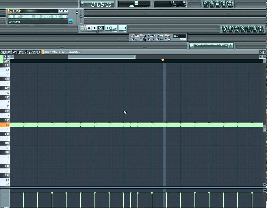 How To Make A Simple Trap Drum Pattern For Beginners In FL Studio Amazing Drum Patterns