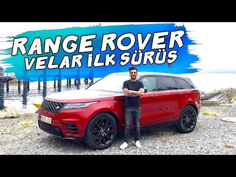 Doğan Kabak   Yeni Range Rover Velar - İlk Sürüş