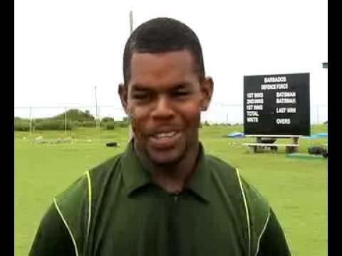 Barbados Defence Force Sport's Programme
