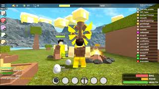(Dungeon Quest) Surpevivencia in Roblox Episode 1