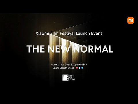 Xiaomi Film Festival Launch Event