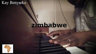 African piano styles and techniques from all over africa - Kay Benyarko african piano styles