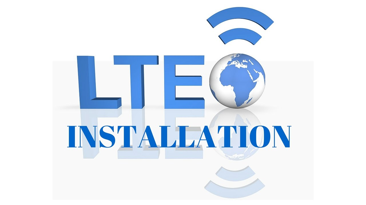 Lte installation youtube lte installation omnet tutorial baditri Image collections