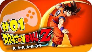 DRAGON BALL Z KAKAROT #1   EL MUNDO LIBRE DE DRAGON BALL! EpsilonGamex