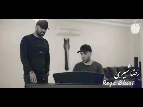Reza shiri \u0026 saeed sam halam bade(piano version)