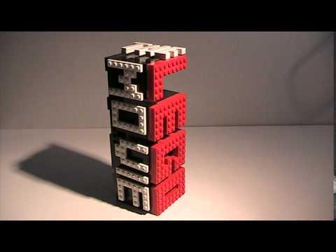 Lego Movie Logo Moc Youtube