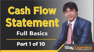 Cash Flow Statement – Part 1 of 10 by Vijay Adarsh |CFS| StayLearning |(HINDI | हिंदी)