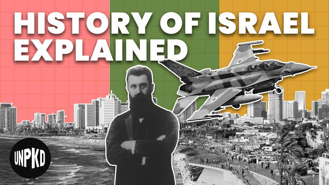 History of Israel Explained - Number 1