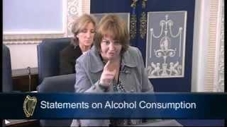 Senator Jillian van Turnhout - Alcohol Consumption: Statements