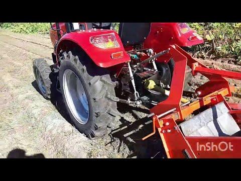 🔥 Dongfeng DF-244 и картофелекопалка Kerland KT-1 • Копаем урожай 2021