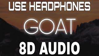 GOAT [8D AUDIO] Sidhu Moose Wala   Wazir Patar   Moosetape   8D Punjabi Songs 2021