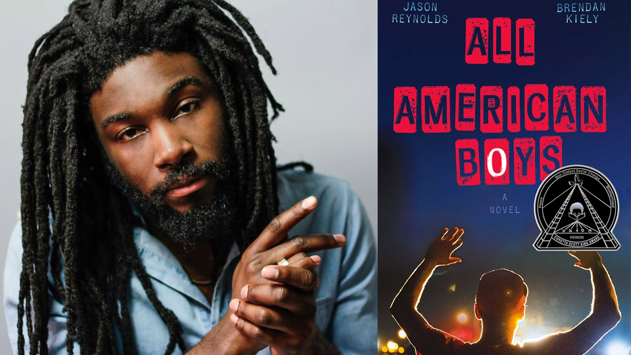 Jason Reynolds On Ghost And All American Boys At The 2017