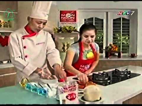 MON NGON MOI NGAY - CA CHUA NHOI DAU HU (CA CHUA,POA RO, CA ROT, NAM MEO)