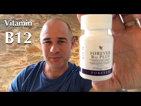 Vitamin B12 PLUS Supplement By Forever Living Products