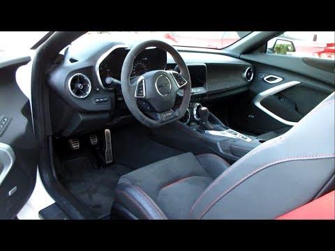 2018 Chevrolet Camaro ZL1 1LE (peek Inside!)