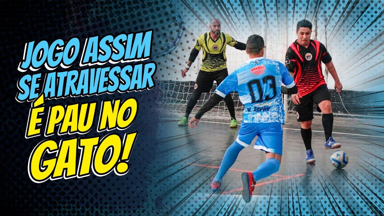 Pau no Gato FS x Travessa 2 FS - Copa Arena Filsan 2021