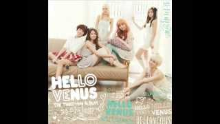 Hello Venus -- Kiss me (2) [DOWNLOAD+LYRICS] 3ER Mini Album  (Do You Want Some Tea?)