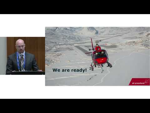 Jacob Nitter Sorensen (Air Greenland) - Greenland Day PDAC 2020