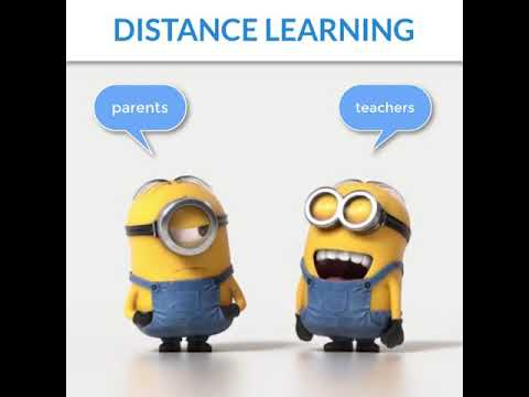 Parents V Teachers Minions Style Coronavirus Covid-19 - Stay Safe Stay At Home