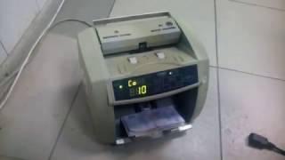 Used banknote money counter Laurel J-700
