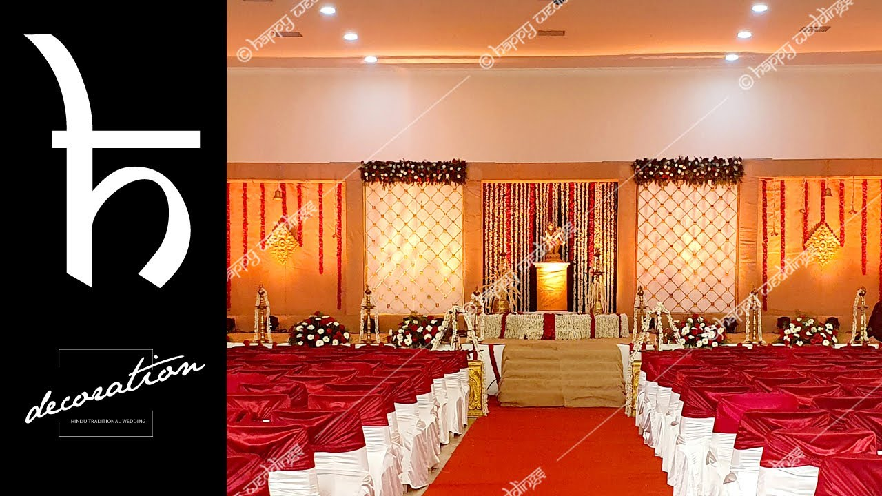 Rdr Convention Centre Latest Kerala Wedding Stage