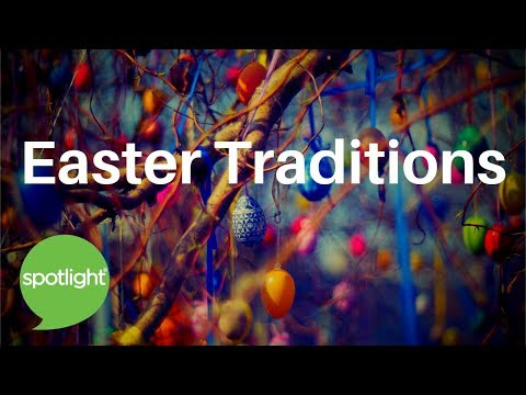 Easter Traditions | Practice English With Spotlight