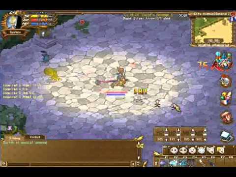 Myth Angels Online #1 Gameplay