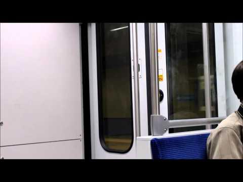 Edmonton Transit System (LRT): On Board Siemens SD160 #1081 (Bay/Enterprise to Coliseum)(HD)