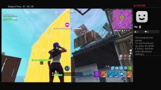 PS4 pro solos/squads