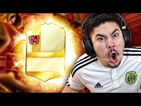 LEGEND IN A PACK!!! FIFA 17