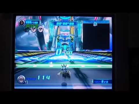 [WR] Sonic Riders Zero Gravity: Aquatic Capital Single Lap 00'11''63 Time Attack Replay