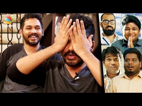 Can't control Madras Central, Smile Settai boys : Hip Hop Tamizha Adhi Interview | Meesaya Murukku