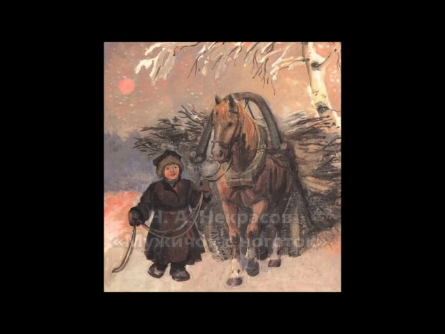 Изображение предпросмотра прочтения – «ГБС(к) ОУ ОШИ №1 VIII вида г. Севастополь» читает произведение «Крестьянские дети» Н.А.Некрасова