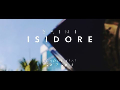 Saint Isidore of Seville | S.Y. 2017-2018