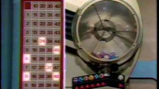 Repeat youtube video Lotto 649 December 6 1986