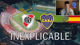 "REACCIÓN A ""INEXPLICABLE"" SPOT DEL SUPERCLASICO (BOCA VS RIVER) | ¡QUEDA 1 DÍA!"