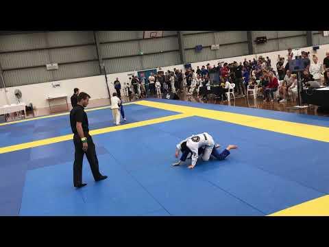 Marcus Cavallin jujitsu Super event 2018