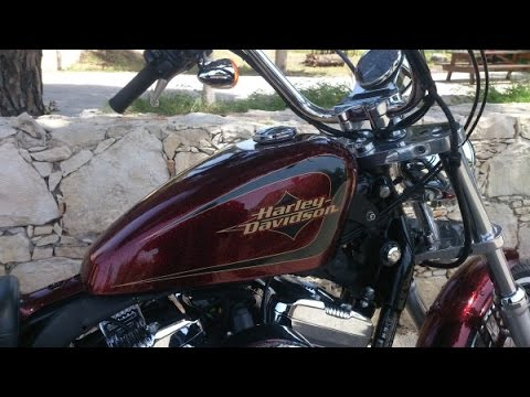 Motorcycle ride Cyprus ride to Panagia part one
