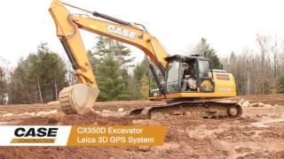 CASE Construction Equipment Montage